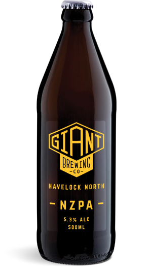 Giant Brewing NZPA