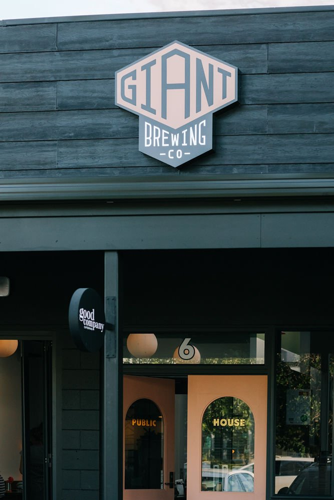 Giant Brewing Public House
